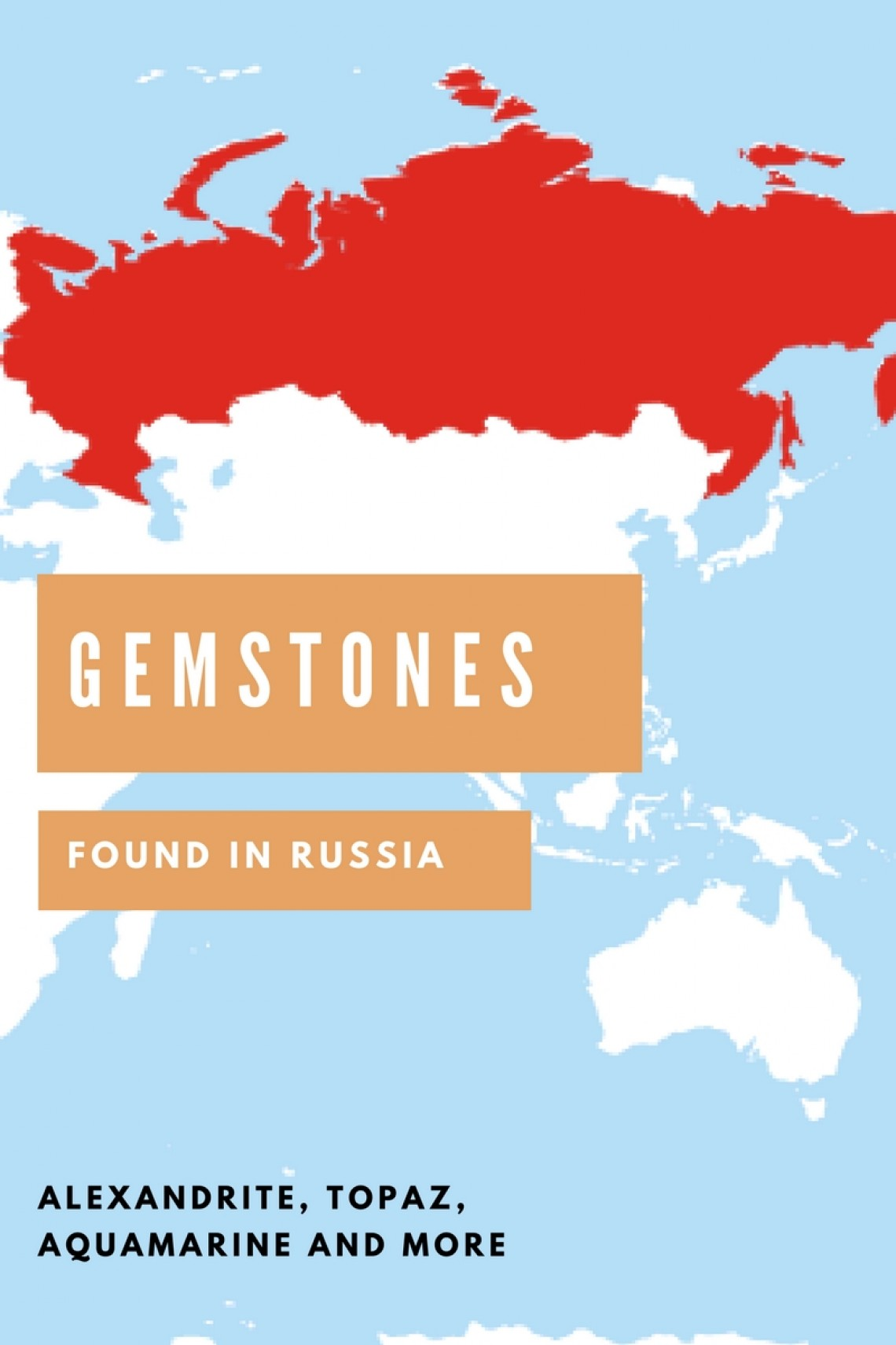 Russian Gemstones and Minerals [List] | Gem Rock Auctions