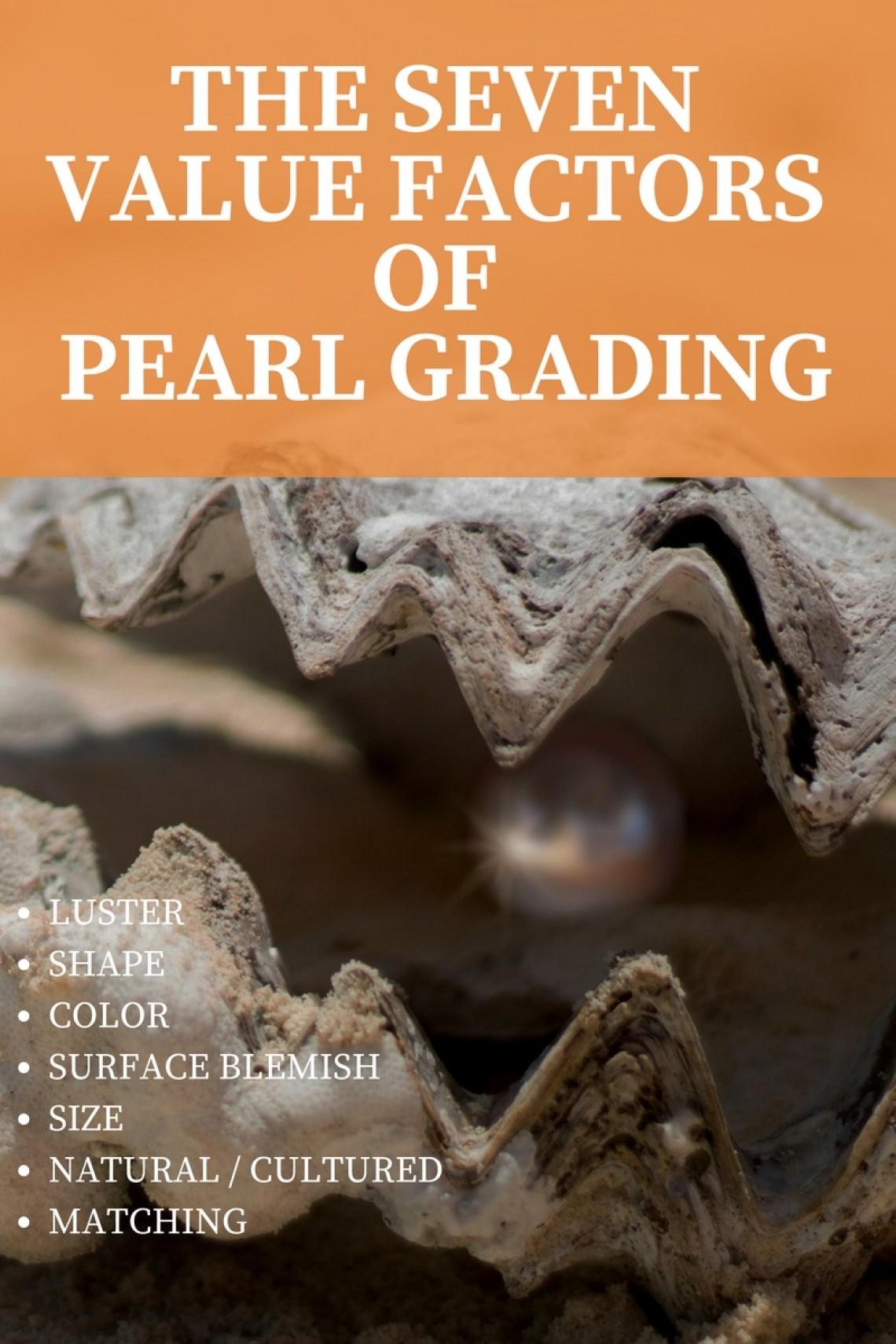 Pearl Grades - The Seven Value Factors