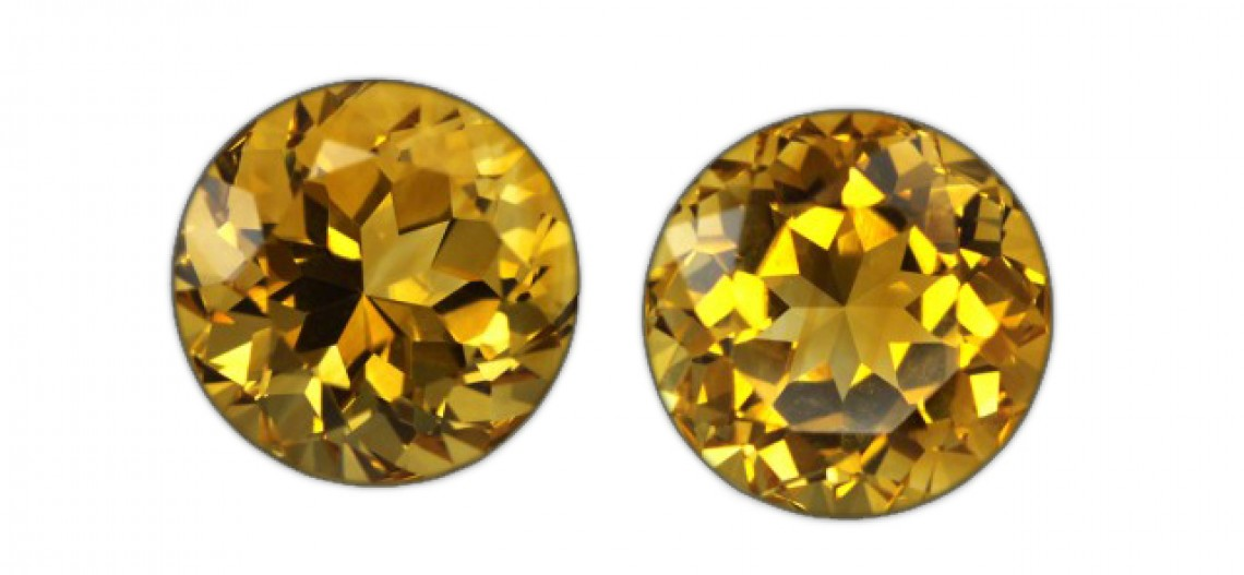 What Is The November Birthstone - Citrine and Topaz