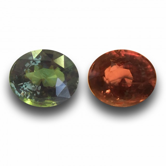 How Does Alexandrite Change Color