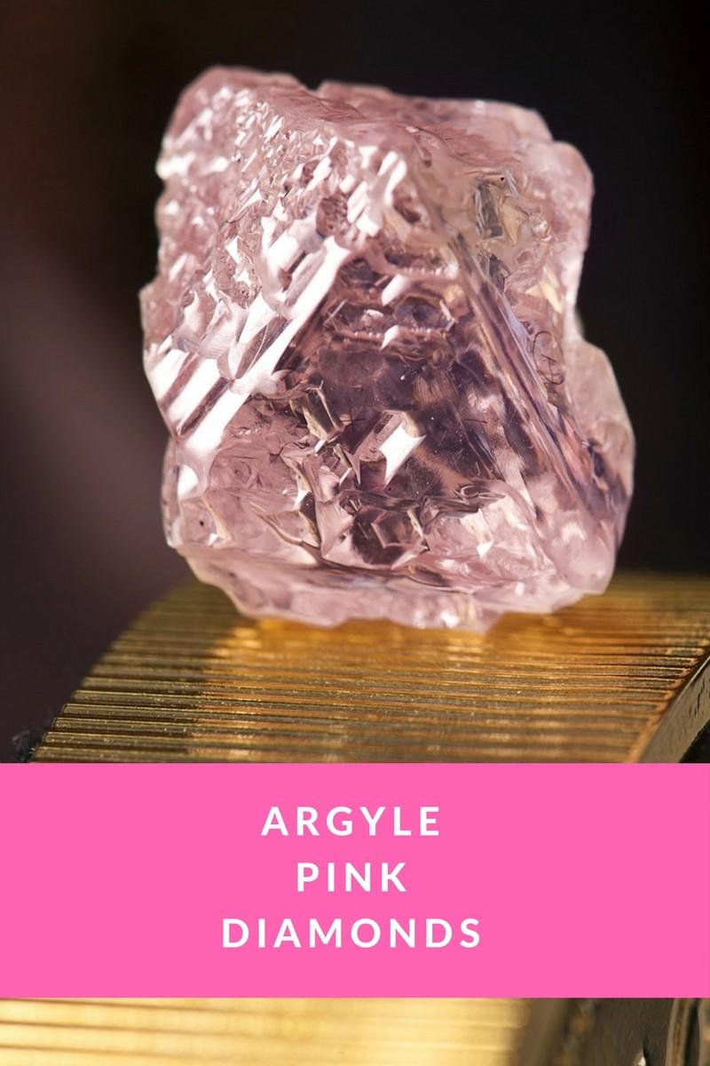 Argyle Pink Diamonds Rare Diamonds From Australia Gem