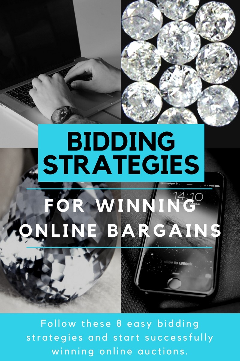 bidding strategies for winning online bargains