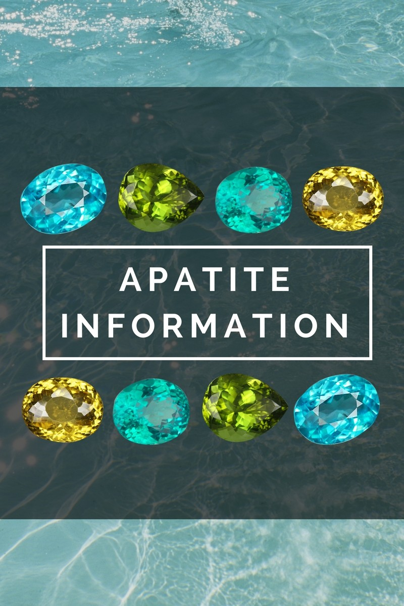 Apatite Information On Natural Apatite With Pictures