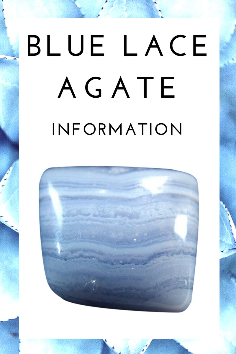 Blue Lace Agate Information