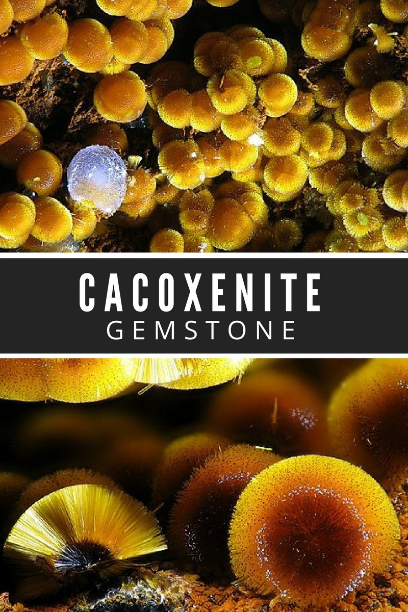Cacoxenite - What Is It And Where Is It Found