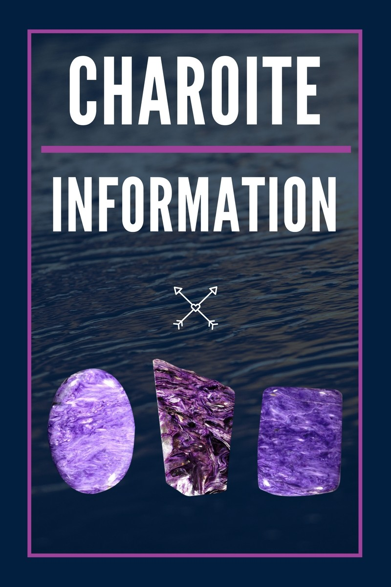 Charoite Information