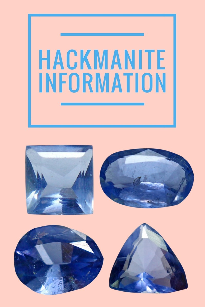 Hackmanite Information