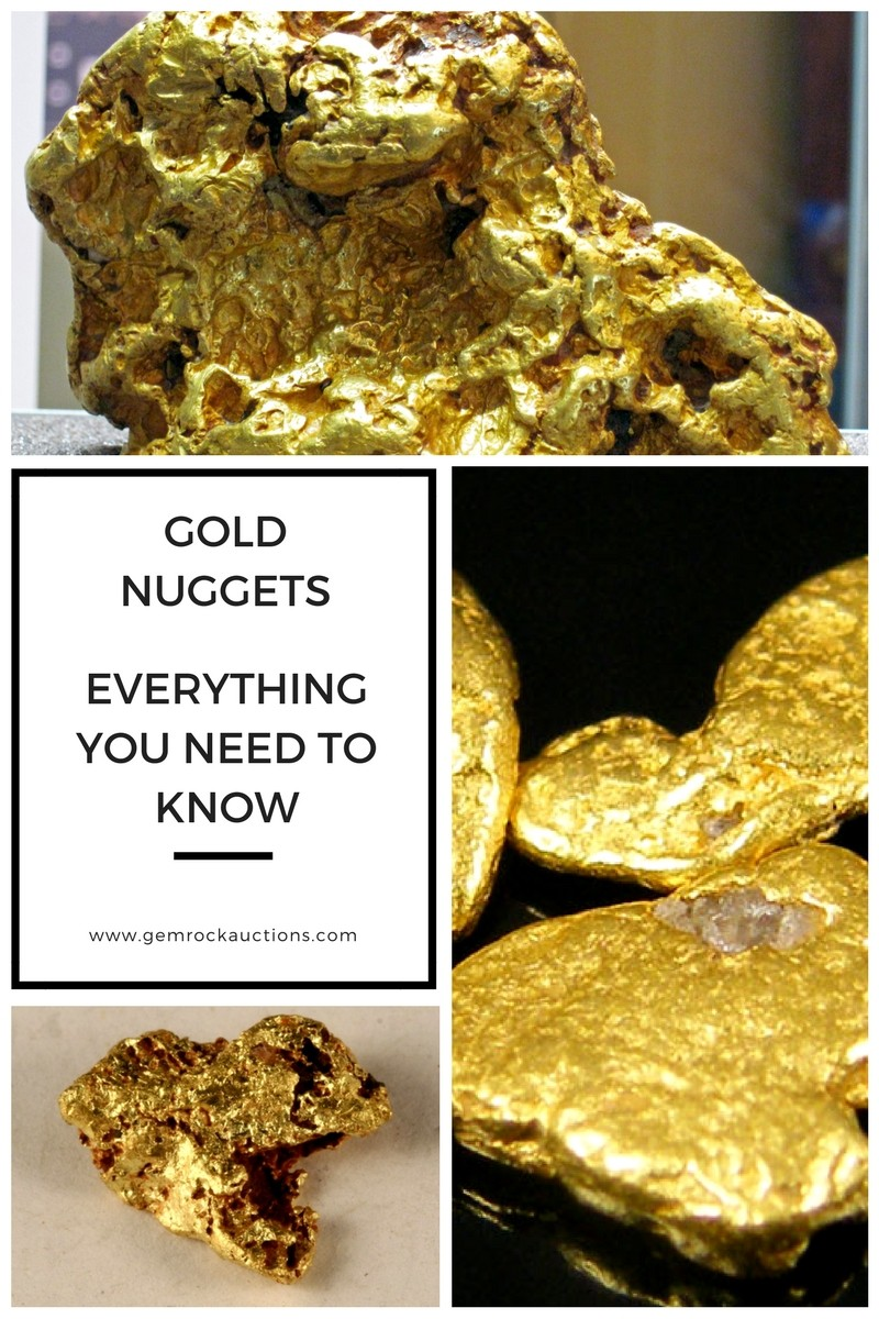 Gold Nuggets - Everything You Need To Know
