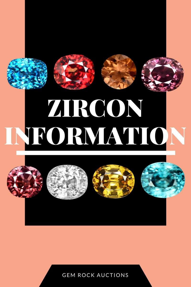Zircon Information
