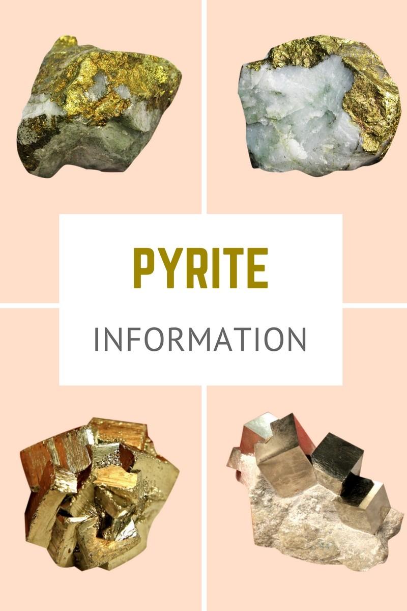 Pyrite Information