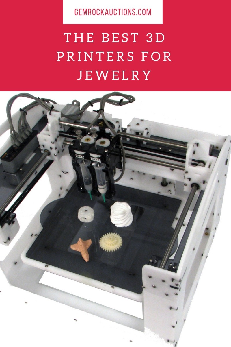The Best 3D Printer for Jewelry