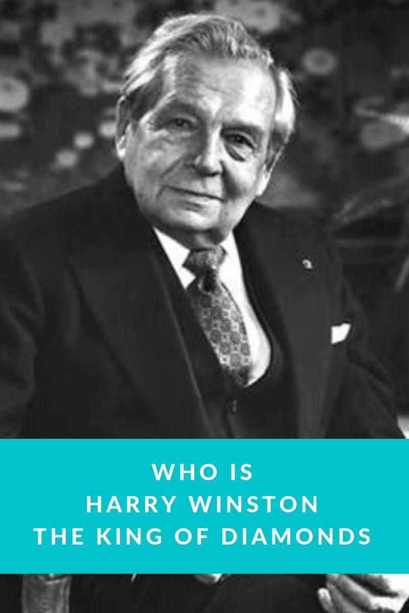 Who is Harry Winston