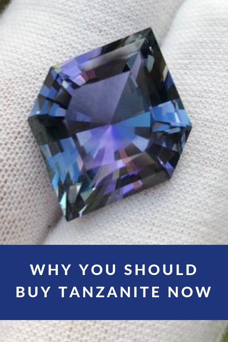 Why Now Is A Good Time To Buy Tanzanite