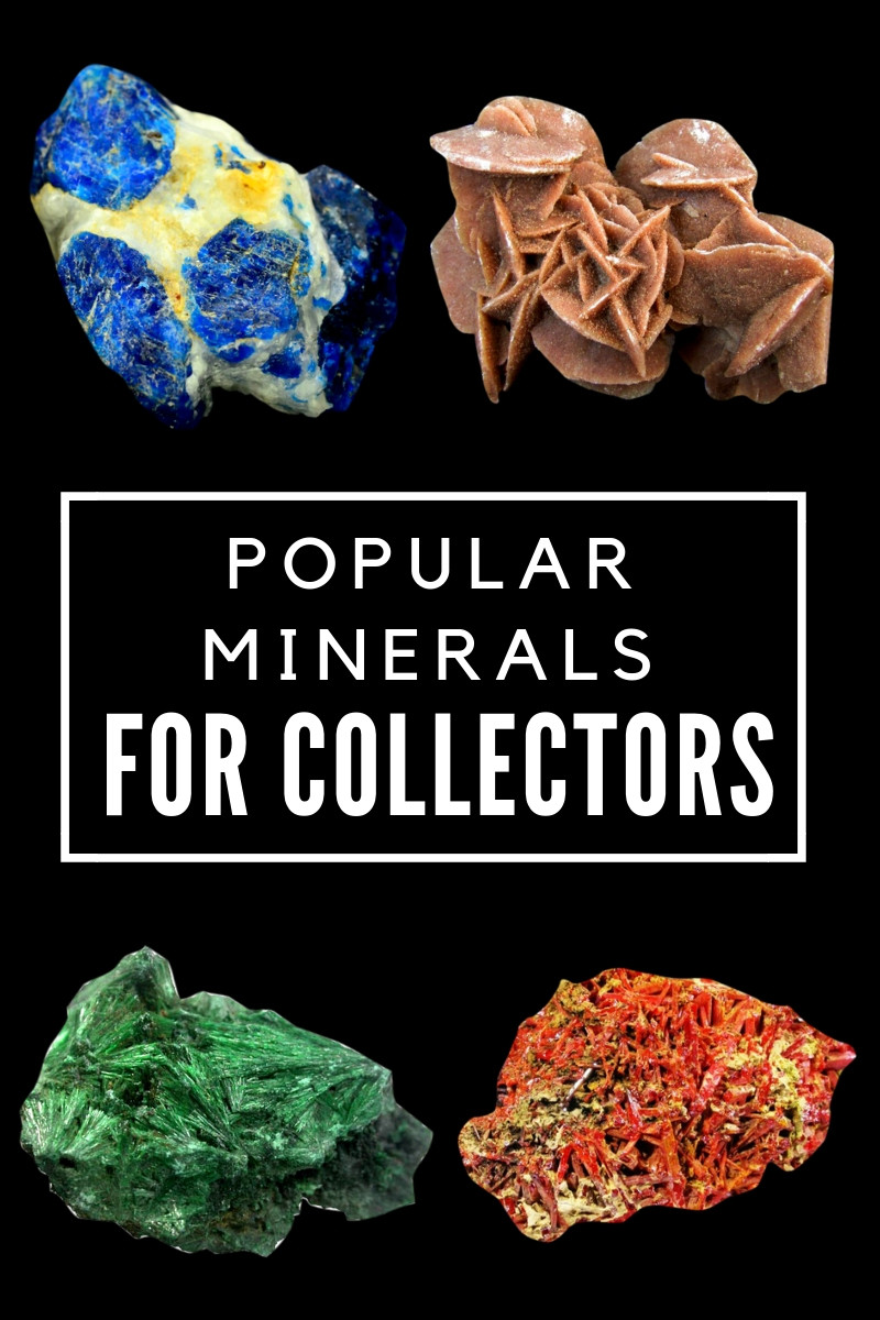 popular minerals for collectors