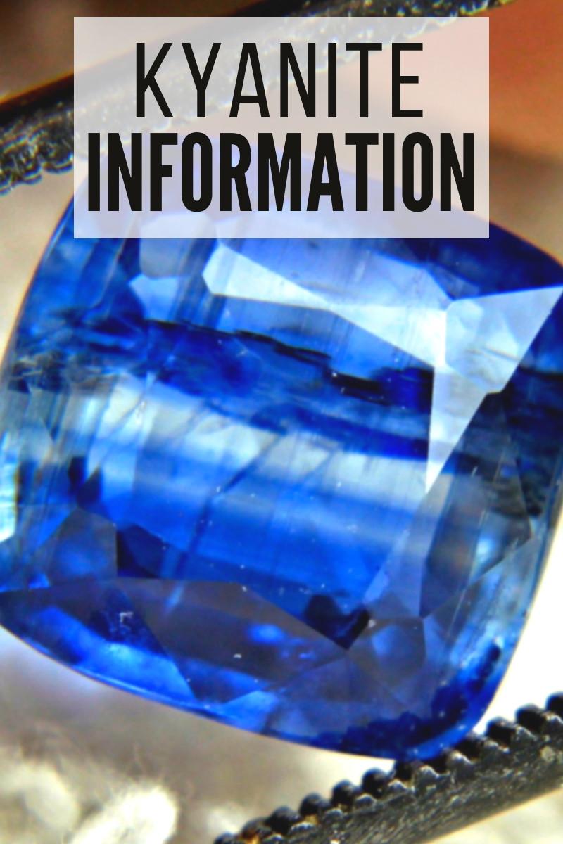 kyanite information