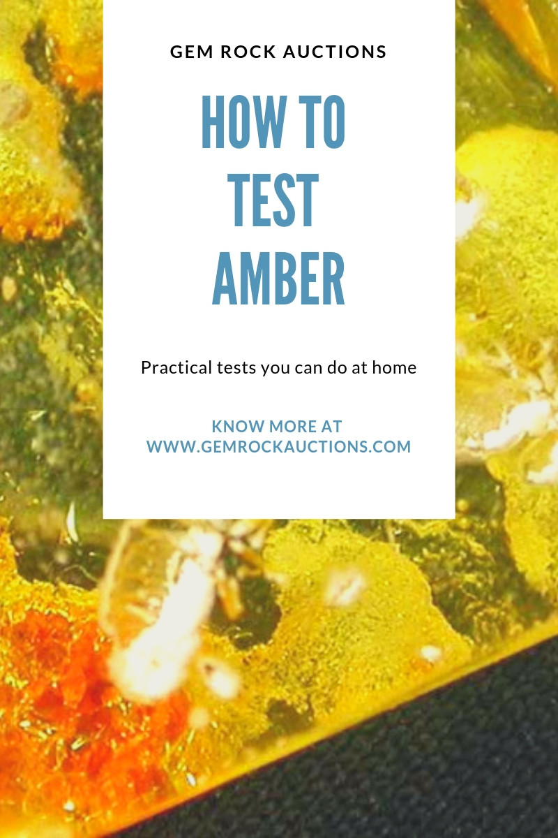How To Test Amber