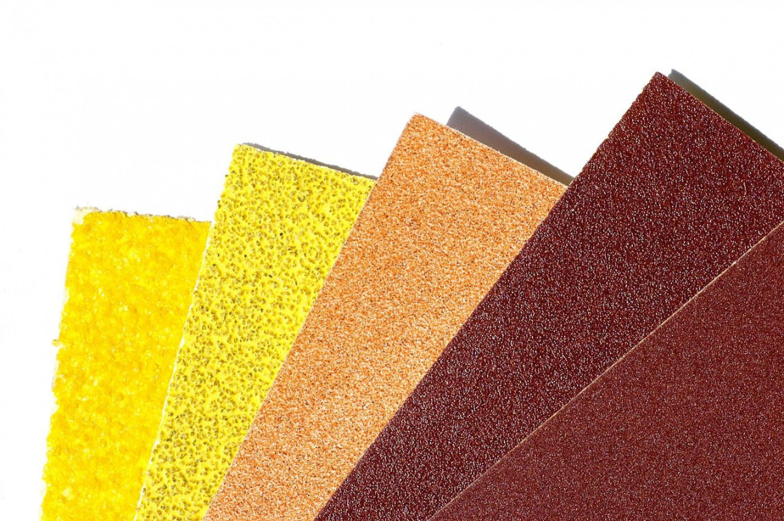 Which Minerals are Used in Sandpaper