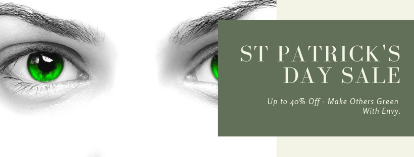 St Patriks - Green With Envy Sale