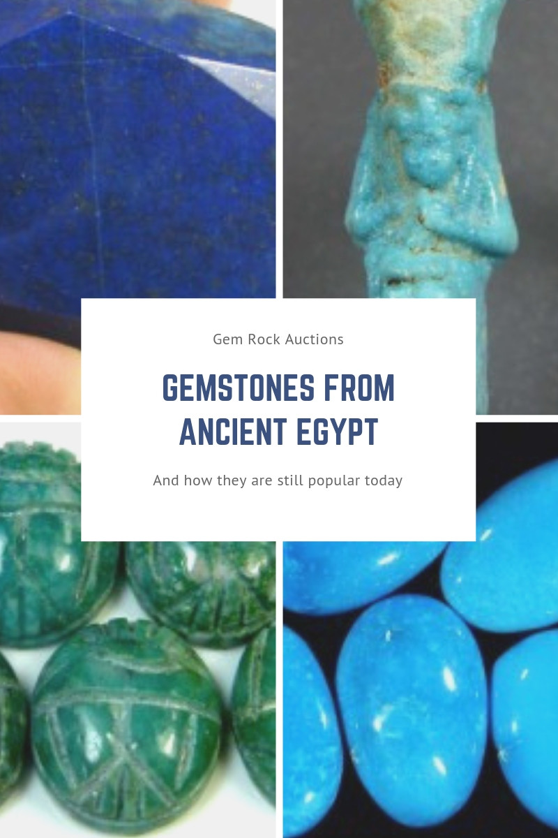 Gemstones From Ancient Egypt