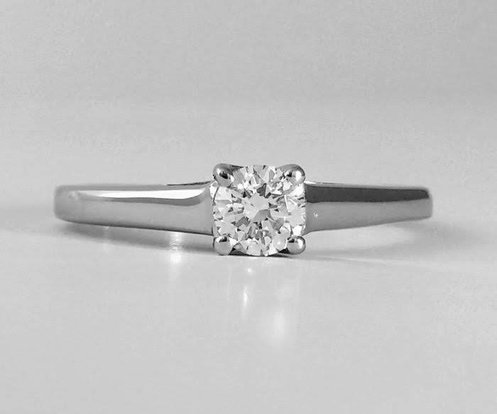 Loose Diamonds vs Mounted Diamonds For Engagement Rings