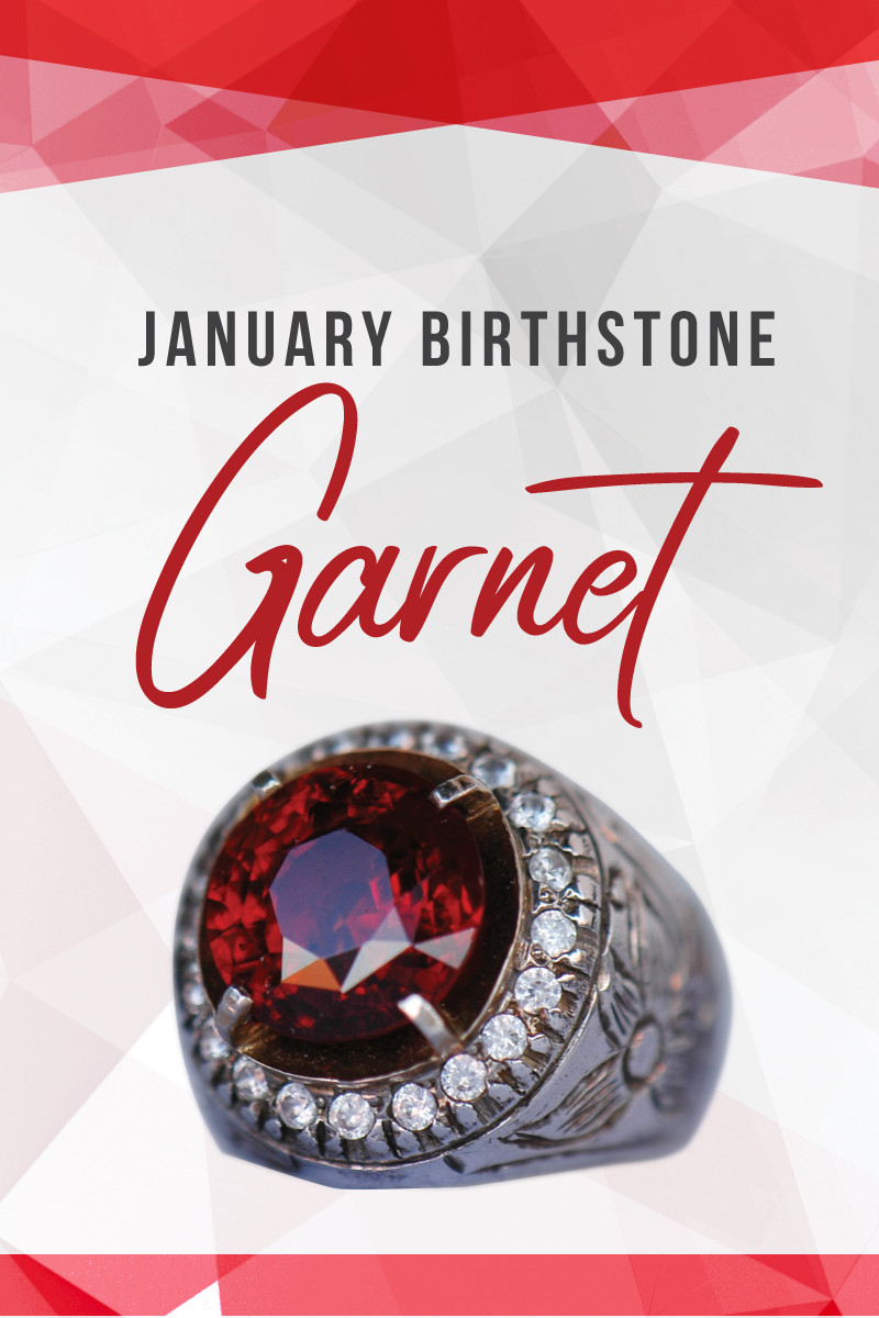 January Birthstone Garnet | Gem Rock Auctions