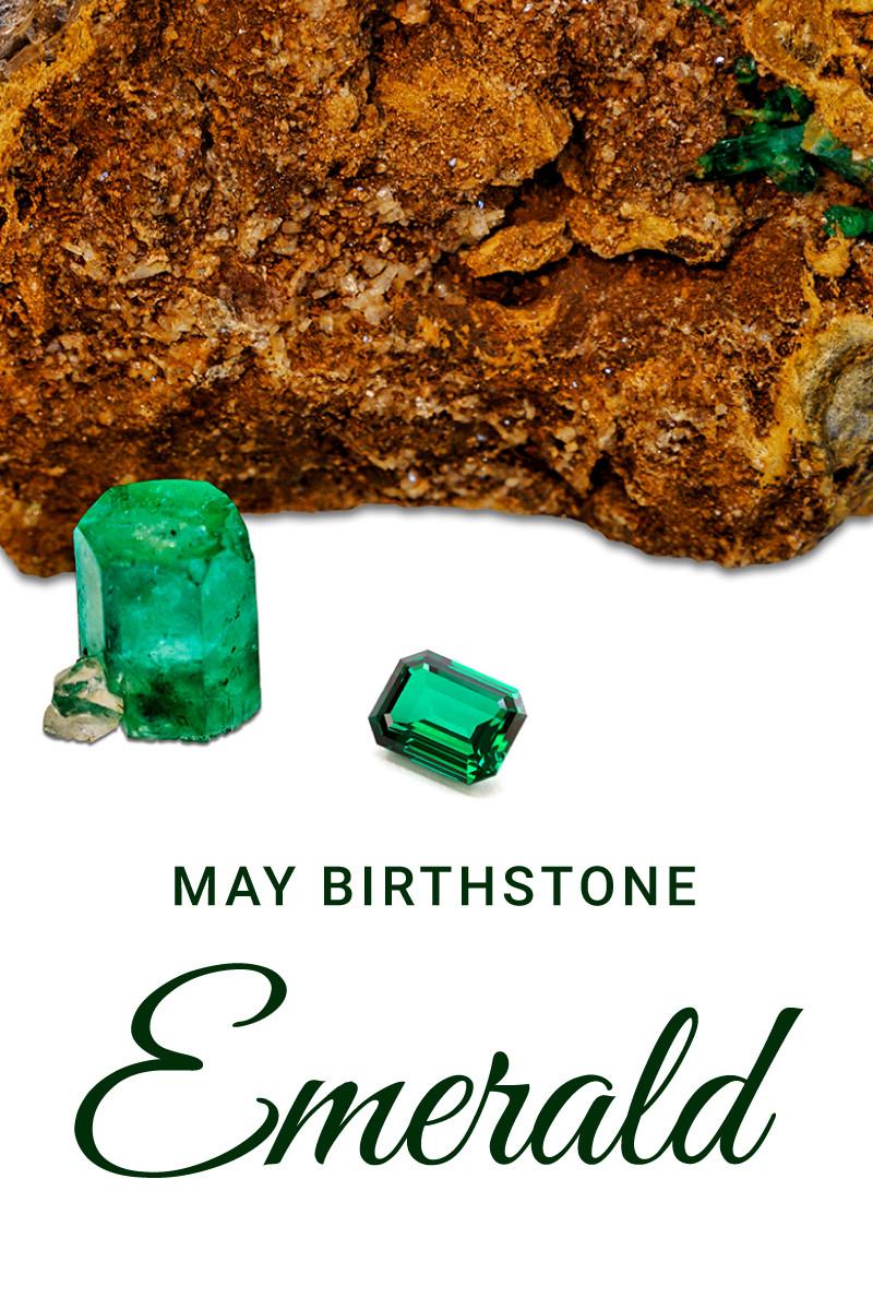 05 May Birthstone - Emerald