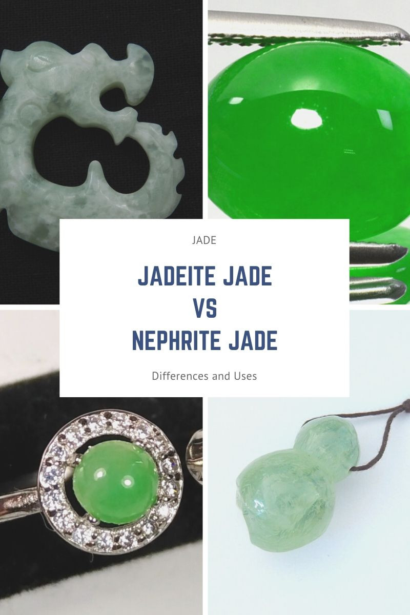 What Is The Difference Between Nephrite Jade and Jadeite