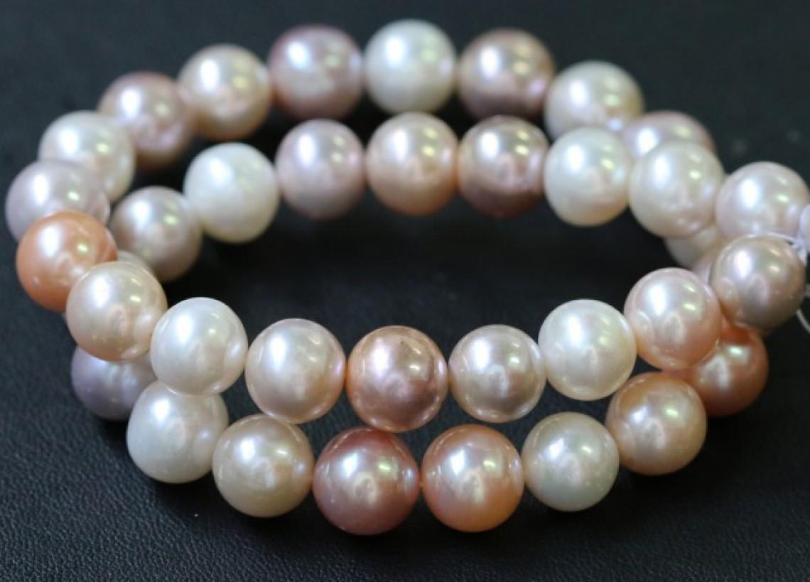 june birthstone - pearl and alexandrite