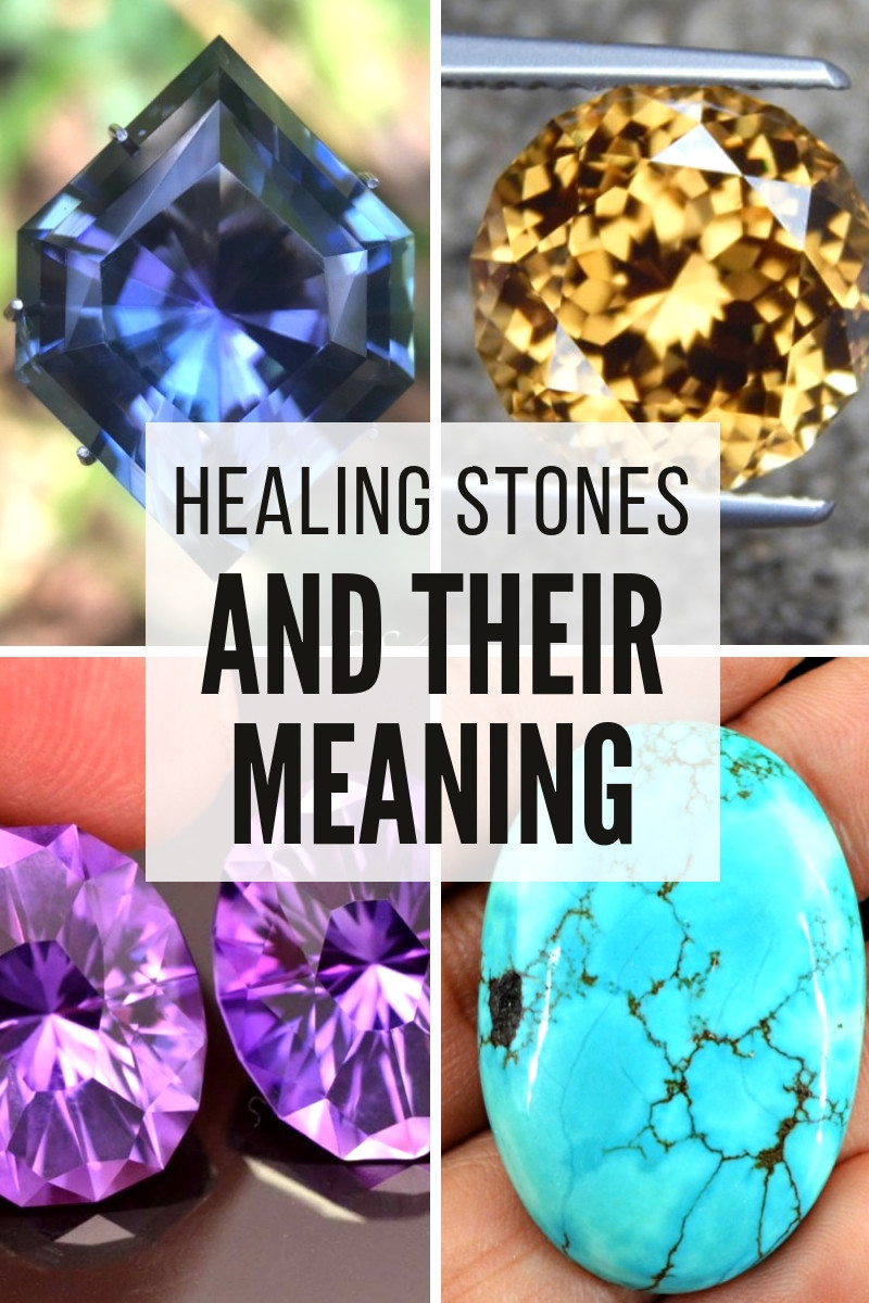 The Ultimate Guide to Healing Stones