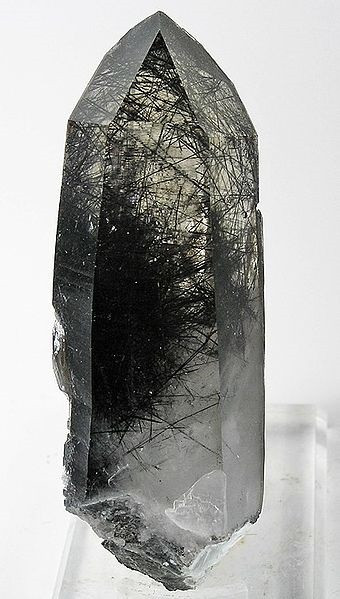 tourmilated quartz