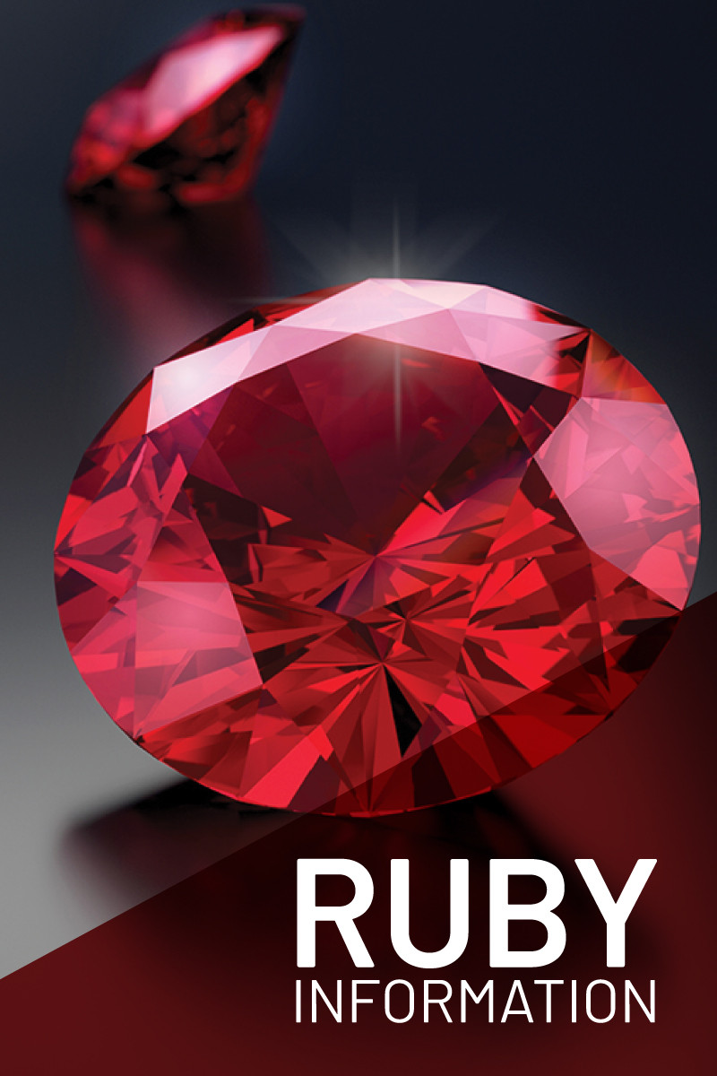 Ruby stone information