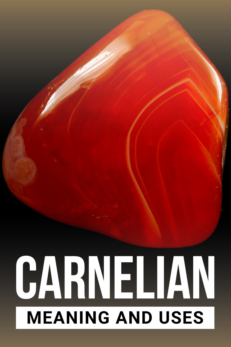 Carnelian meaning and uses