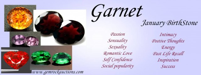 Hessonite Garnet Information