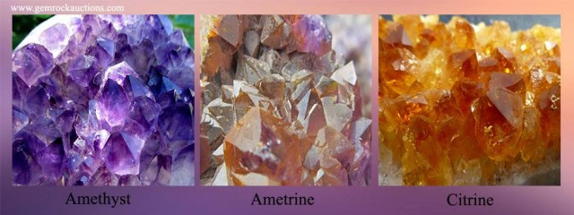 What Does Amethyst Ametrine And Citrine Have In Common Gem Rock