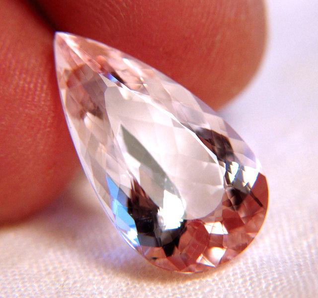 Morganite Gemstone Information