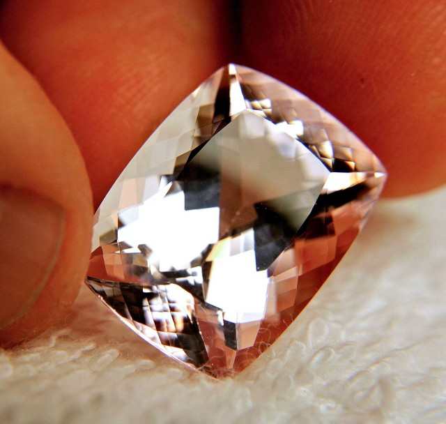 Morganite Gemstone Information