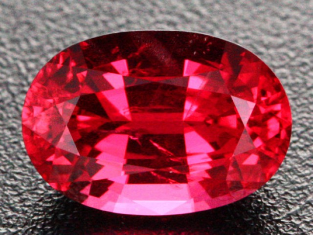 Vibrant Red Mahenge Spinel
