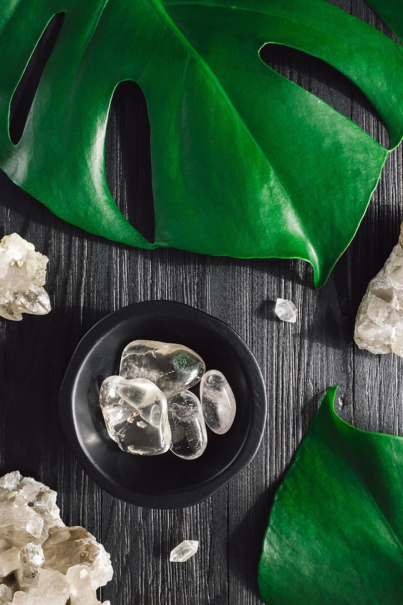 Clear Quartz Healing Properties