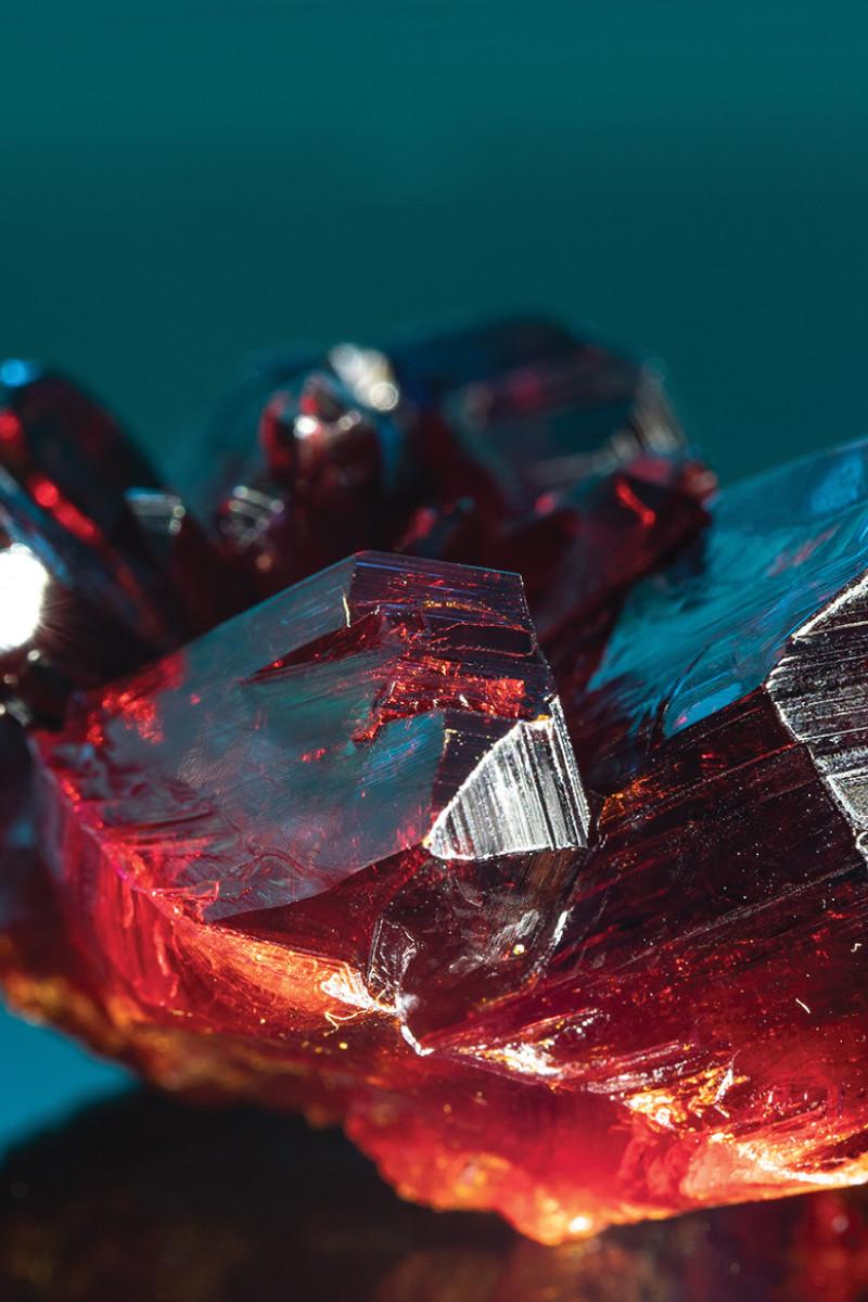 Ruby healing properties