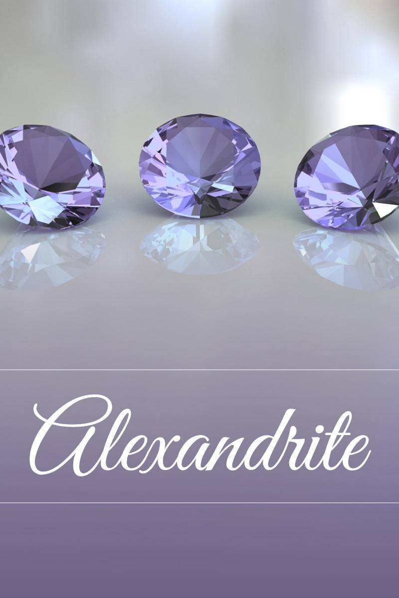 alexandrite stone information