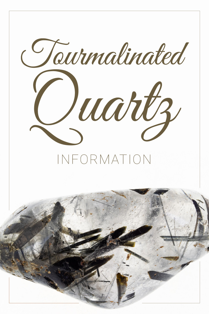 Tourmalated quartz information