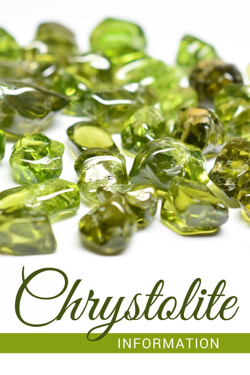 Chrysolite stone information