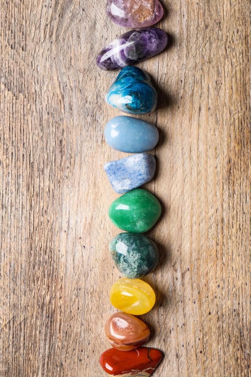 20 Types of gemstones