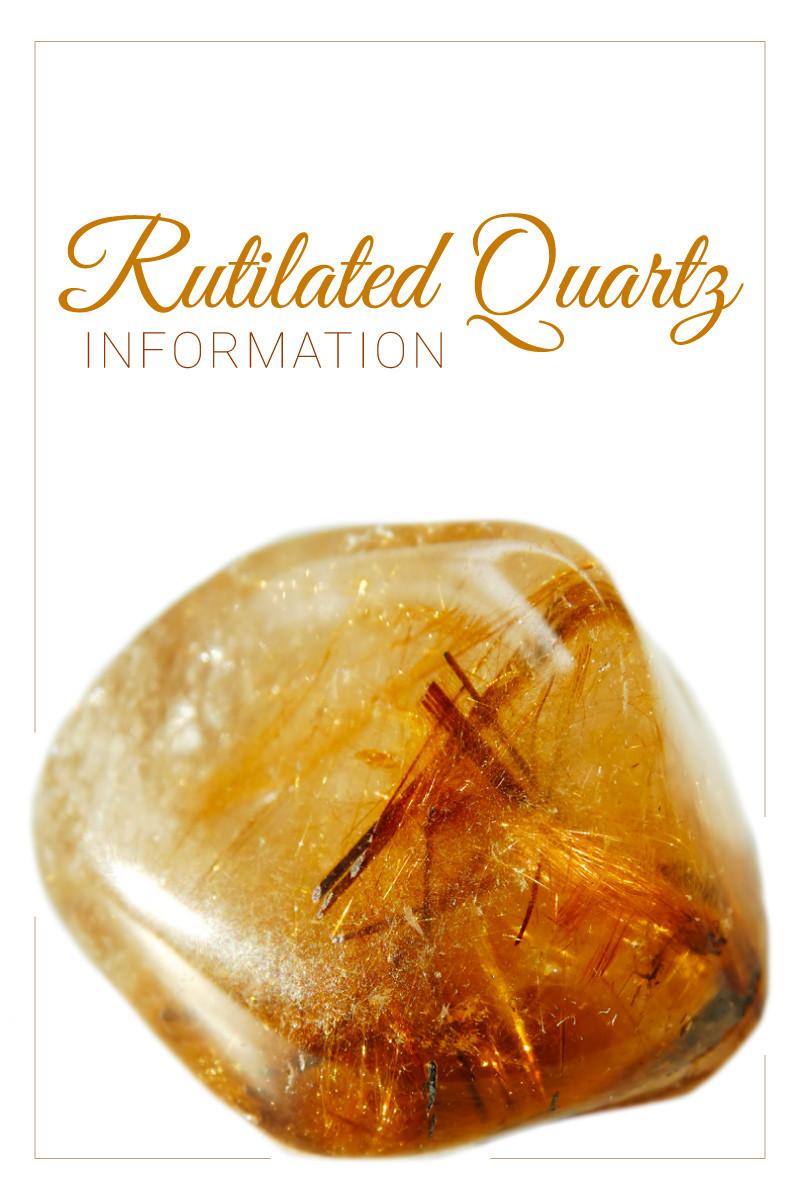 Rutilated Quartz information