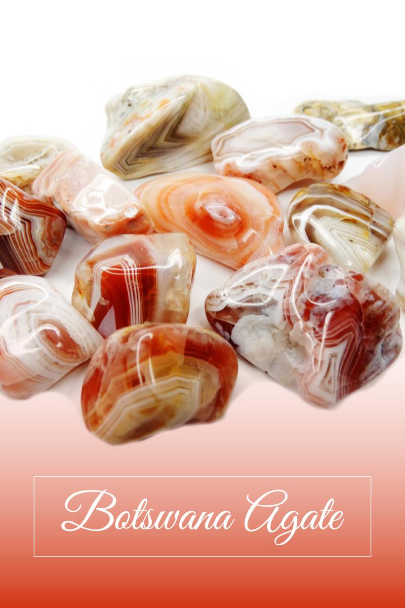 botswana agate gemstone
