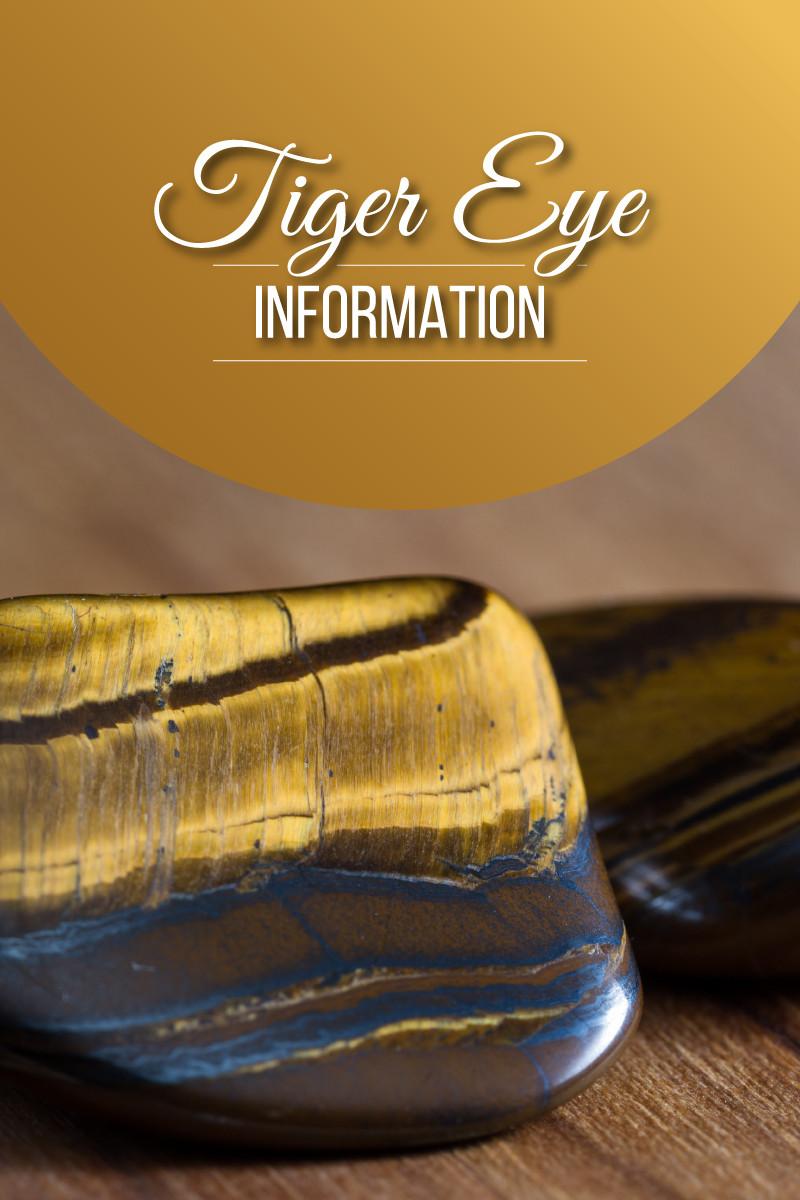 Tiger eye stone information