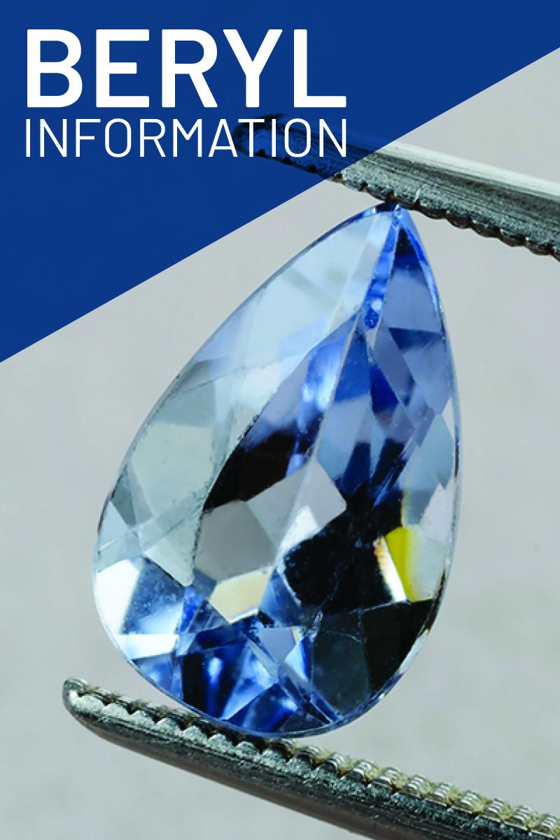 Beryl gemstone information