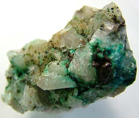 (MGW) CHYSOCOLLA SPECIMEN FROM UTAH USA 95 CTS FP 777