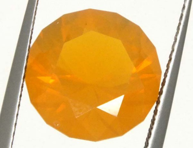 CITRINE FACETED STONE 4.40 CTS  TBG-1677
