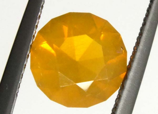 CITRINE FACETED STONE 2 CTS  TBG-1579